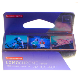 Lomography Lomography Lomochome Purple film (120)