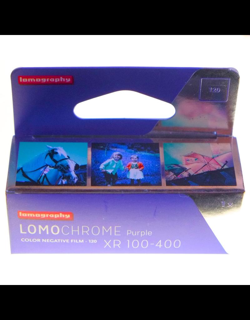 Lomography Lomography Lomochome Purple film (120)