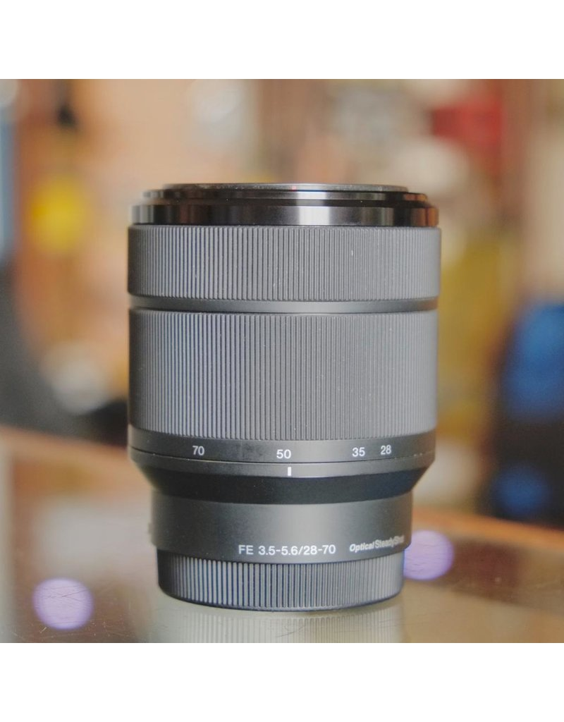 Sony Sony FE 28-70mm f3.5-5.6 OSS.