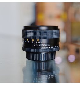 Carl Zeiss Carl Zeiss Planar 50mm f1.4 T* (AEJ)