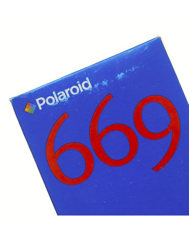 Polaroid Polaroid 669 (expired 2007)