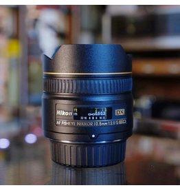 Nikon Nikon 10.5mm f2.8G ED AF-S DX Fisheye Nikkor.