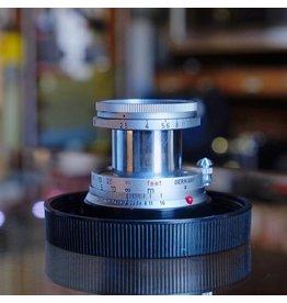 Leica Leitz 5cm f2.8 Elmar.