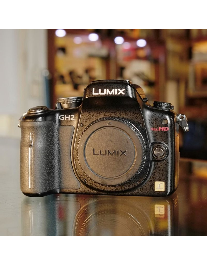 Panasonic Panasonic Lumix GH2.
