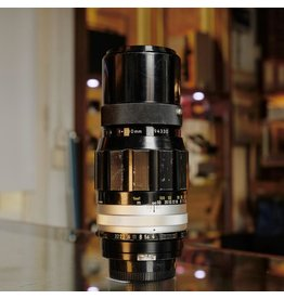 Nikon Nippon Kogaku 200mm f4 Nikkor-Q.C Auto (pre-AI)