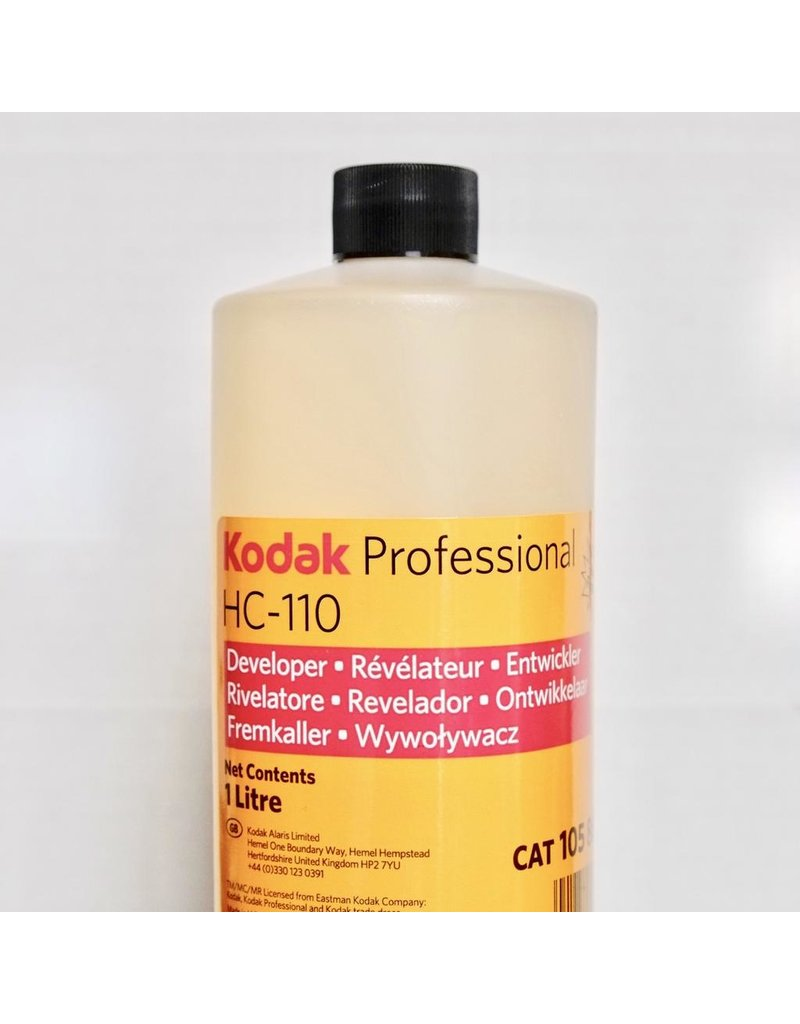Kodak Kodak HC110 (2019 formula). 1l bottle.