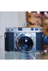 Voigtlander Voigtlander Prominent w/ 50mm f2 Ultron.
