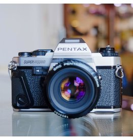 Pentax Pentax Super Program w/ 50mm f1.7 SMC Pentax-A.