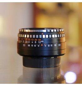 Meyer Meyer-Optik 50mm f2.8 Domiplan (M42)