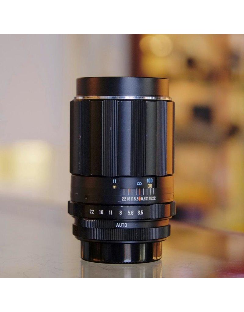 Pentax Asahi 135mm f3.5 Super-Multi-Coated Takumar.