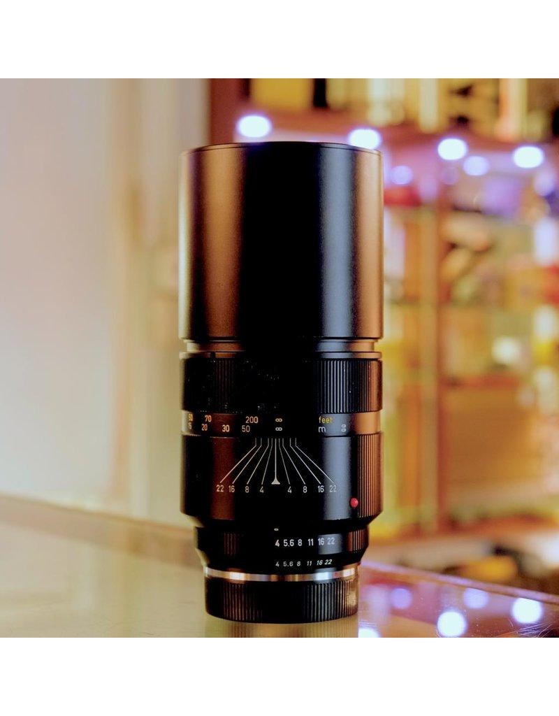 Leica Leitz Canada Telyt-R 250mm f4.