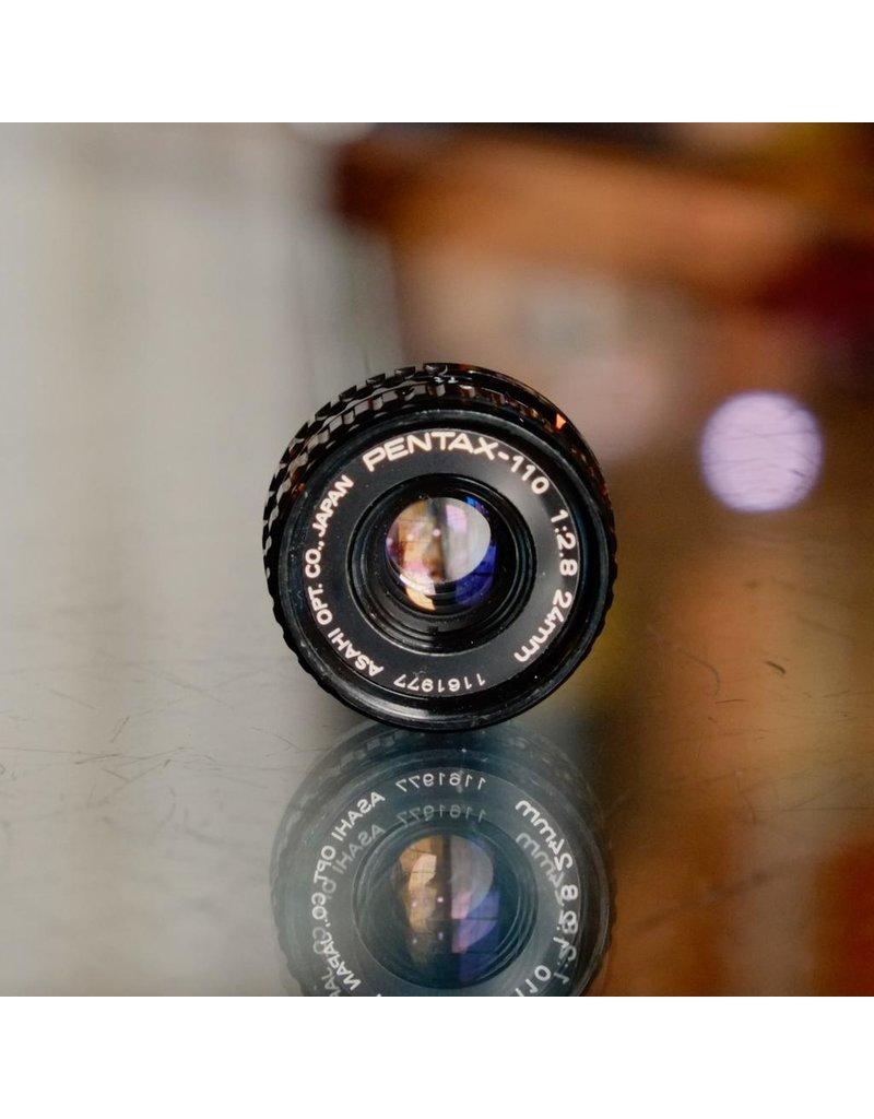 Pentax Pentax-110 24mm f2.8