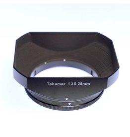 Pentax Asahi lens hood for 28mm f3.5 Takumar