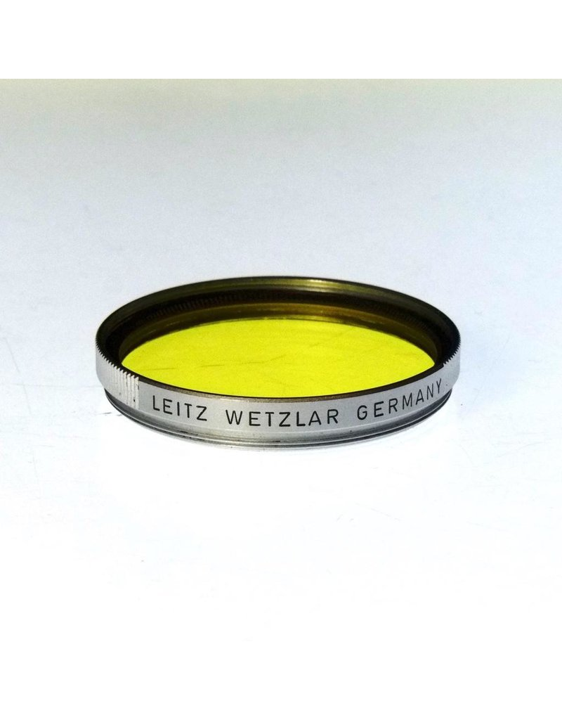 Leica Leitz HOOBE yellow filter.