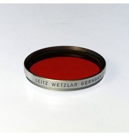 Leica Leitz 13116B red filter.