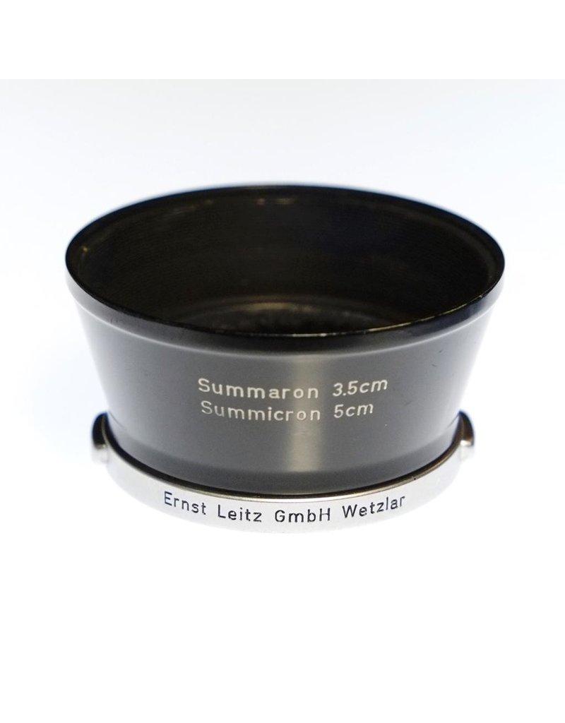 Leica Leitz ITDOO lens hood.