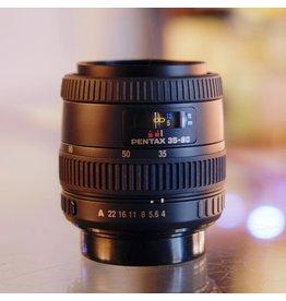 Pentax SMC Pentax-A 35-80mm f4-5.6