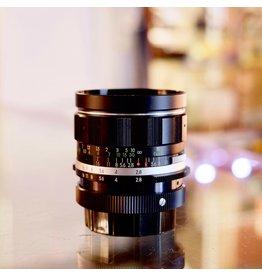 Soligor Soligor 28mm f2.8 (Canon FD)