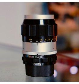 Nikon Nippon Kogaku 135mm f3.5 Nikkor-Q Auto (pre-AI)