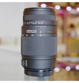 Sigma Sigma 70-300mm f4-5.6 DG Macro (Canon EF)