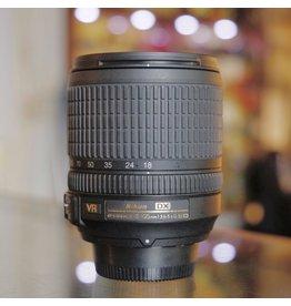 Nikon Nikon 18-105mm f3.5-5.6G ED VR AF-S DX Nikkor.