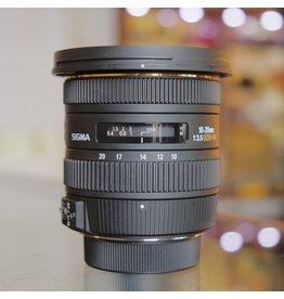 Sigma Sigma EX 10-20mm f3.5 DC HSM (Nikon F)