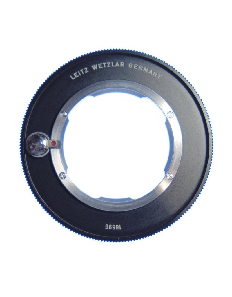 Leica Leitz 16596 M adapter for bellows.