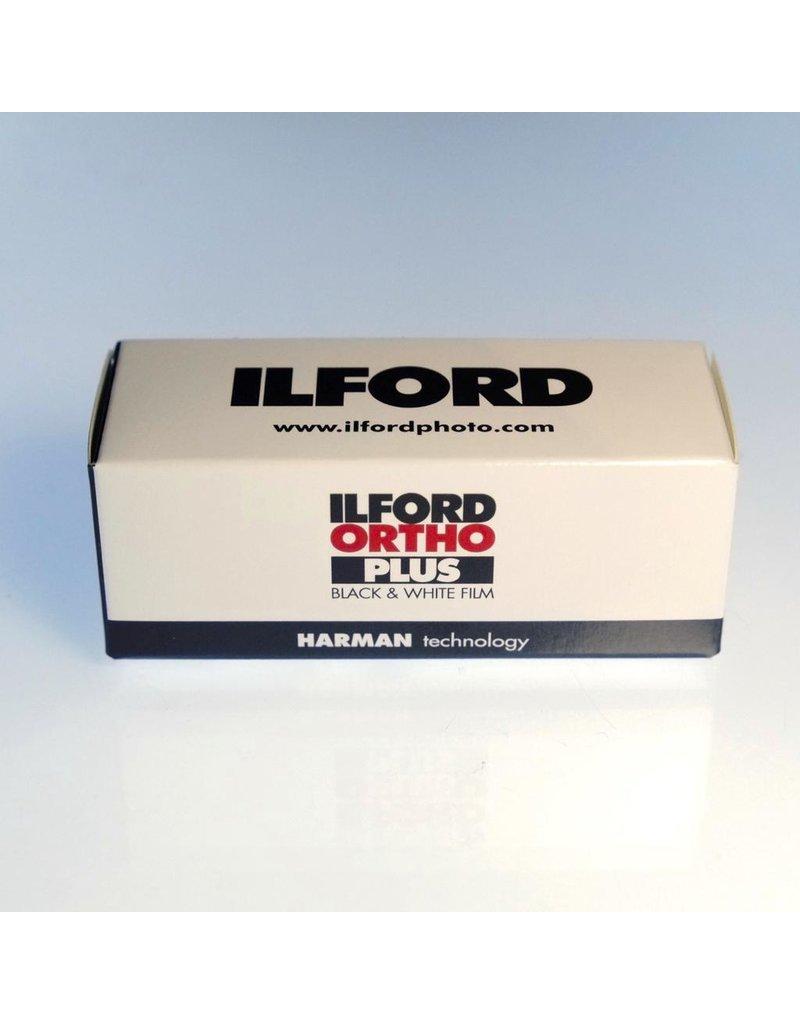 Ilford Ilford Ortho Plus 80. 120.