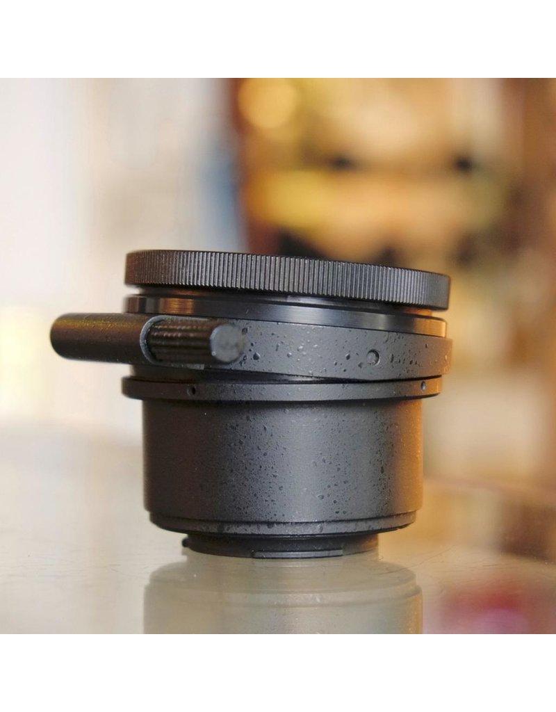 Other Pentacon 6-E Tilt adapter.