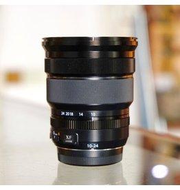 Fujifilm Fujinon XF 10-24mm f4 R.