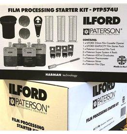 Ilford Paterson/Ilford Film Processing Starter Kit.
