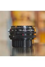 Kenko Kenko 2X NA Teleplus MC4 teleconverter (Nikon F)