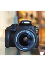 Canon Canon EOS Rebel SL1 w/ 18-55mm f3.5-5.6 IS STM.