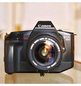 Canon Canon EOS 650 w/ EF 35-80mm f 3.5-5.6 II.