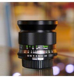 Vivitar Vivitar 28mm f2.8.