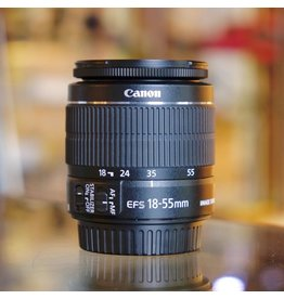 Canon Canon EF-S 18-55mm f3.5-5.6 IS II.