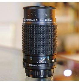 Pentax SMC Pentax-M 200mm f4.