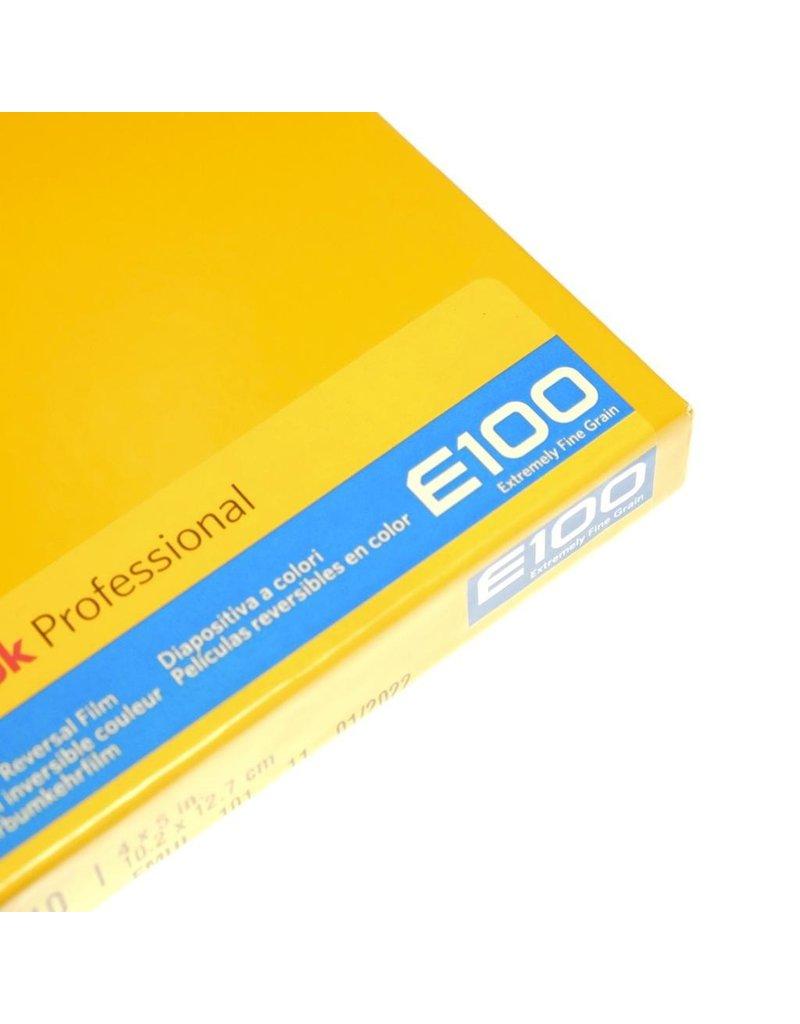 Kodak Kodak Ektachrome E100. 4x5 (10 sheets)