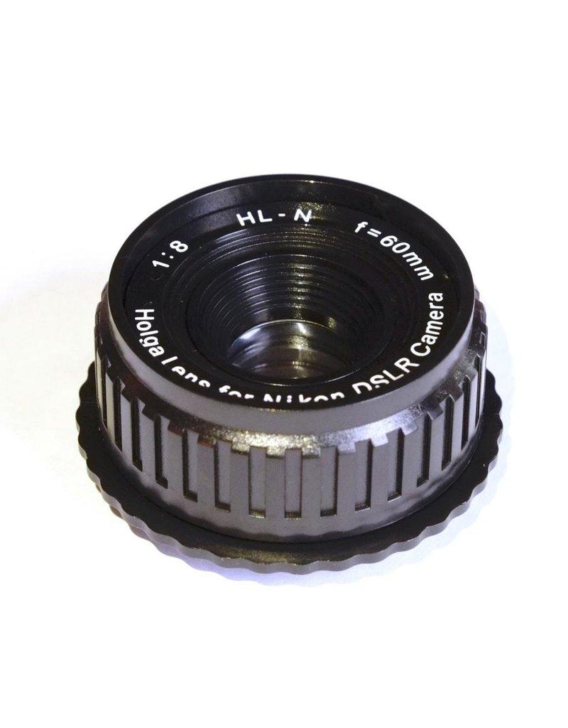 Holga Holga 60mm f8 lens for Nikon F