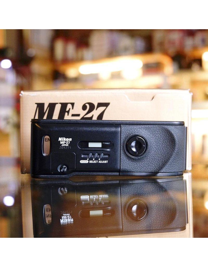 Nikon Nikon MF-27.