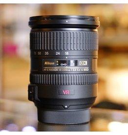 Nikon Nikon 18-200mm f3.5-5.6G ED DX VR AF-S Nikkor.
