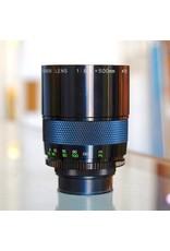 Soligor Soligor MC 500mm f8 (T-mount/Nikon F)