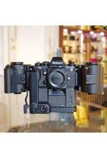 Nikon Nikon F3 with MF-4.