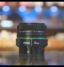 Pentax SMC Pentax-DA 35mm f2.4 AL.