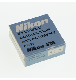Nikon Nikon FM-type threaded eyepiece diopter, +1.