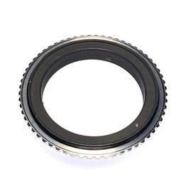 Pentax Asahi 52mm lens reversing ring for K mount.
