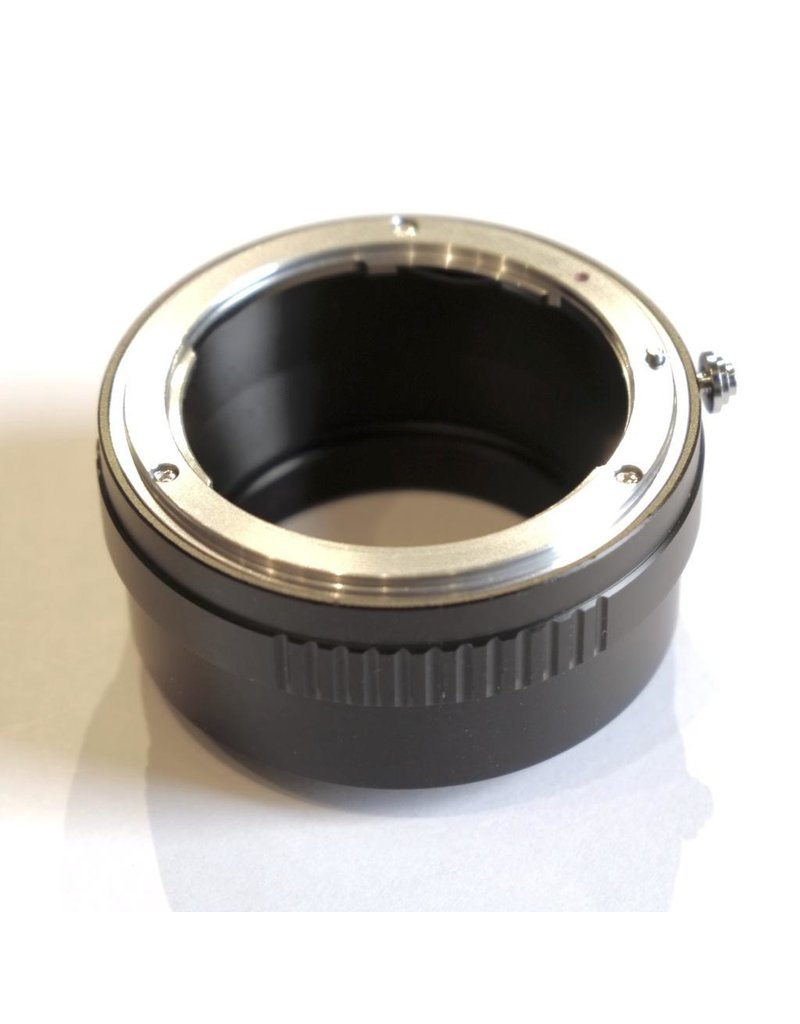 Other Generic Nikon F-Sony E adapter.