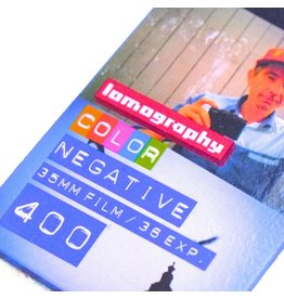 Lomography Lomography ISO 400 Colour Negative film 3-pack (135/36)