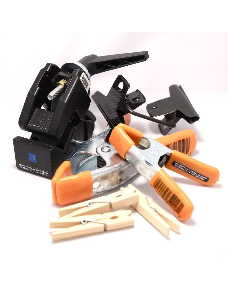 RENTAL Clamp kit rental.