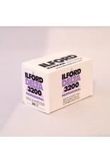 Ilford Ilford Delta 3200 black and white film. 135/36.